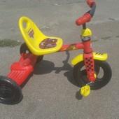 Велосипед трехколесный. Новый!!!