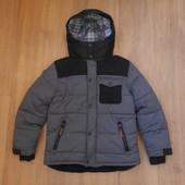Зимния куртка на мальчика 10 лет Next