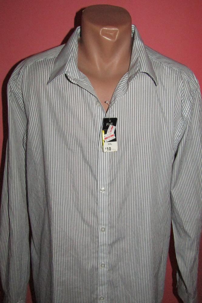 рубашка мужская большой р-р,новая F&F фото №1