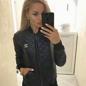 Курточка Chanel демисезонная