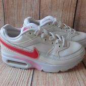17,8см-27,5р Nike Air Max кроссовки на девочку арт.2902