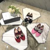 Кроссовки Gucci, New 2017