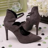 Элегантные классические женские туфли