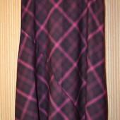 P. xl 42 14 Бренд Isle. Длинная юбка в клетку. Фирменная, оригинал.
