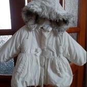 Зимняя курточка 86