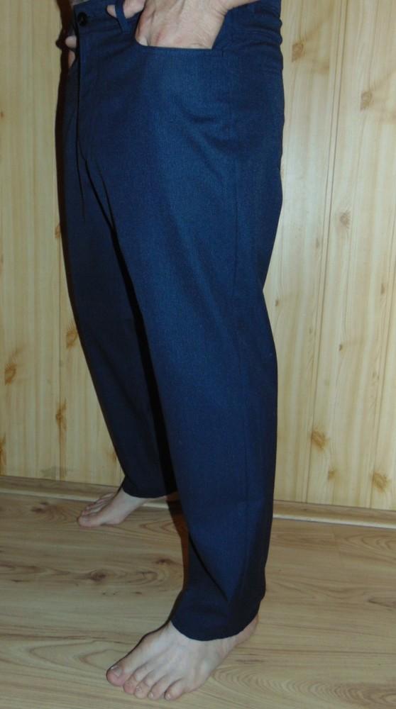 Брендовие стильние нарядние брюки Marks&Spencer л-хл . фото №1