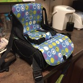 Munchkin стульчик для кормления сумка 2 в 1 от 12 до 36 мес.