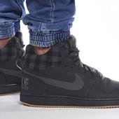 Кроссовки Nike  Ботинки Nike court borough mid prem