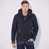 Демисезонная мужская куртка с капюшоном 48-58 размер