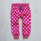 Яркие летние штаники для девочки.  Baby Blue. Размер 1.5 года. Состояние: новой вещи