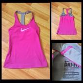 Фирменная спортивная майка Nike, размер XS, оригинал