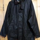 Фирменная водонепроницаемая вощеная куртка Original Royal Spencer XL.