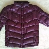 Куртка-Пуховик ArmaniJeans 52-54 размер, состояние хорошее