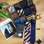 Крутые галстуки Италия! Как новые.