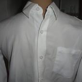 Белая рубашка, размер 36