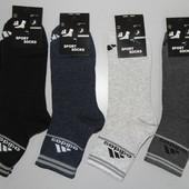 Носки мужские спортивные за 4 пары 35-41 раз подросток