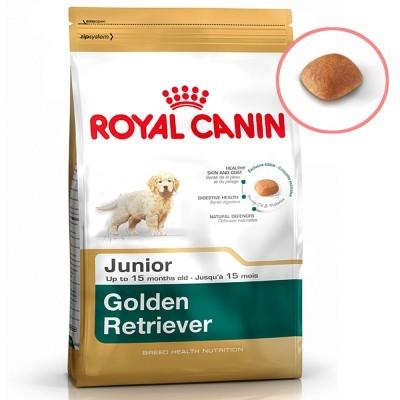 Сухой корм royal canin  для щенков породы голден ретривер 12 кг. фото №1