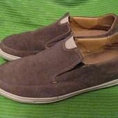 Туфли,мокасины Cale,р.42-43 стелька 28см Кожа