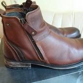 Стильные деми ботинки Firetrap 42р.(стелька 28.5 см)