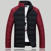 Дутая куртка 3609 в расцветках Зима s.m.l.xl (2з