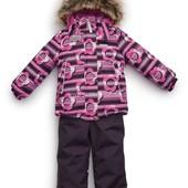 Зимний комплект для девочек Lenne Robina 17320C - 2620 Размер 122р 128р 134р Бесплатная доставка
