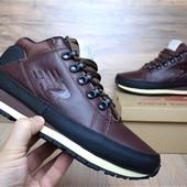 Ботинки мужские New balance 754 brown