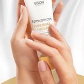 Крем для рук и ногтей Vision Skincare, объем 75мл, уп 16грн
