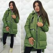 Зимняя куртка 42-54р