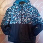 Зимняя термо куртка от Немечкой фирмы Крине