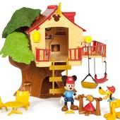 Disney Интерактивный набор Кемпинг домик на дереве Микки и Минни minnie and mickey mouse clubhouse