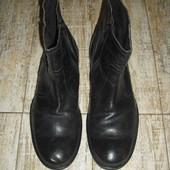 Мужские кожаные ботинки Termans р. 40