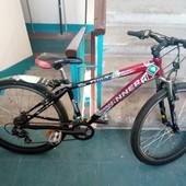 Велосипед Winner Titan 26, 21 скорость, 2008 г.в.