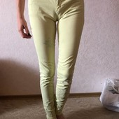 Женские джинсы фирмы Pull and Bear размер eur38 mex28