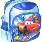 Рюкзак ранец для мальчика школьный молния Маккуин, тачки McQueen Cars. Начальная школа