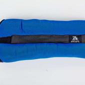 Утяжелители манжеты для рук и ног 1102-3: вес 2x1,5кг