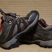 Комбинированные фирменные ботинки Karrimor Waterproof Англия 39 р.