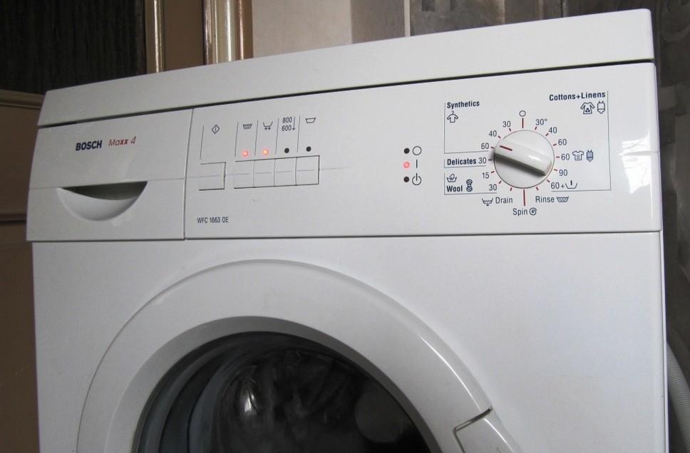 Ремонт стиральных машин Bosch Maxx 4