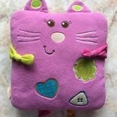 Декоративная детская подушка