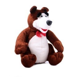 "Мягкая игрушка ""Маша""м/ф Маша и медведь фото №1"