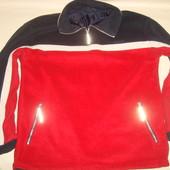 Куртка курточка анорак  из флиса