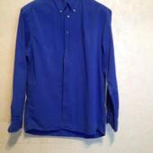 рубашка фирменная Hugo Boss на крупного мужчину р. 56-58