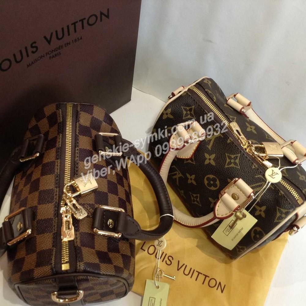 Женская сумка Louis Vuitton Bergamo