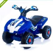 Детский мотоцикл M 3558E-4 синий