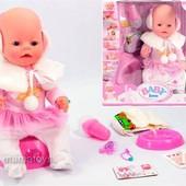 Пупс кукла беби Борн. Baby Born. bl 010 А 42 см