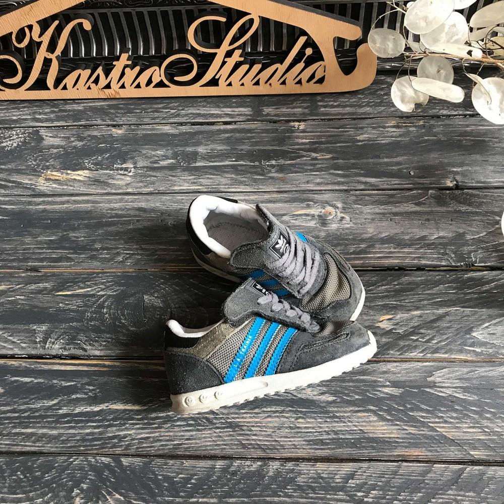 7b5ec47f4b3673 Детские кроссовки adidas l.a. trainer p-p 23, цена 100 грн - купить ...