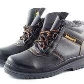 Мужские качественные ботинки для Зимы (АН-268)