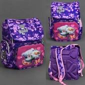 Рюкзак школьный каркасный Мишки Тедди Teddy