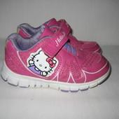 Кроссовки Hello Kitty 24см 15,5см