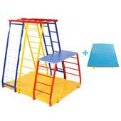 Sport Malysh maxi детский игровой спортивный комплекс, уголок для раннего развития малышей от 0 до 6