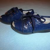 Демисезонные ботиночки для девочки, р. 27 (17,5 см)
